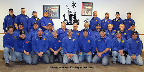 Winner Volunteer Fire Department